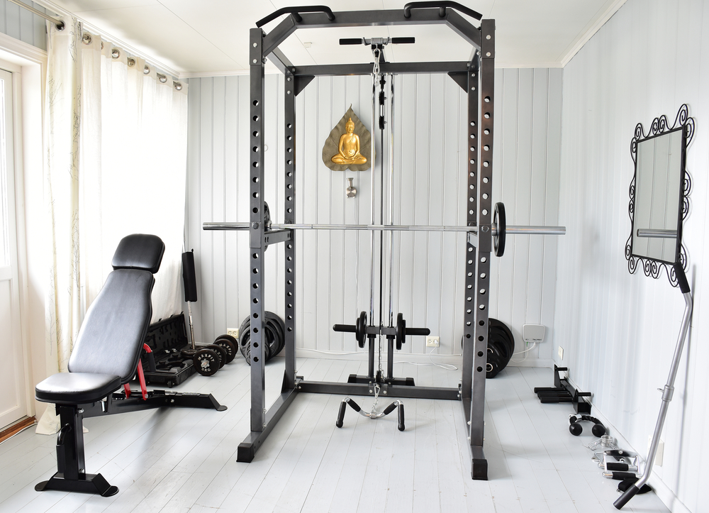 10 Great AMRAP Workouts For Your Home Gym